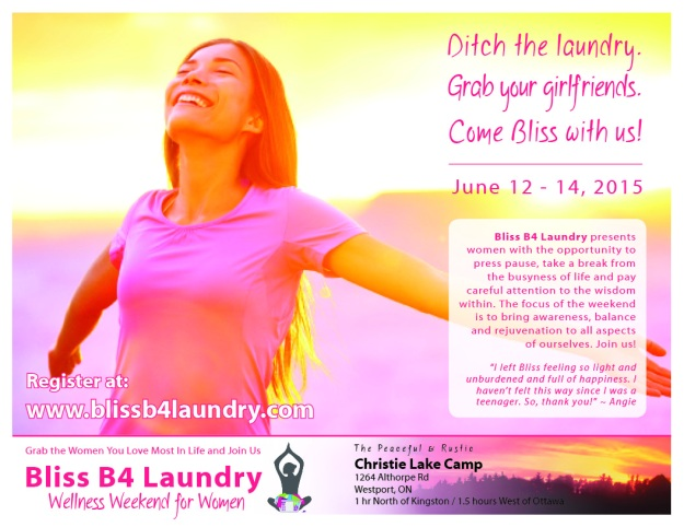 Christie Lake Promotional Poster - June 12-14